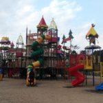 みきっこランドは大型遊具が超充実!しかも低年齢ゾーンもあるので安心!