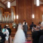 関西学院大学で結婚式ができるって知らなかったけど、列席したら結構よかった!