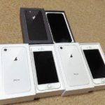 新品iPhone8本体を無料でもらってキャッシュバックももらっちゃいました!