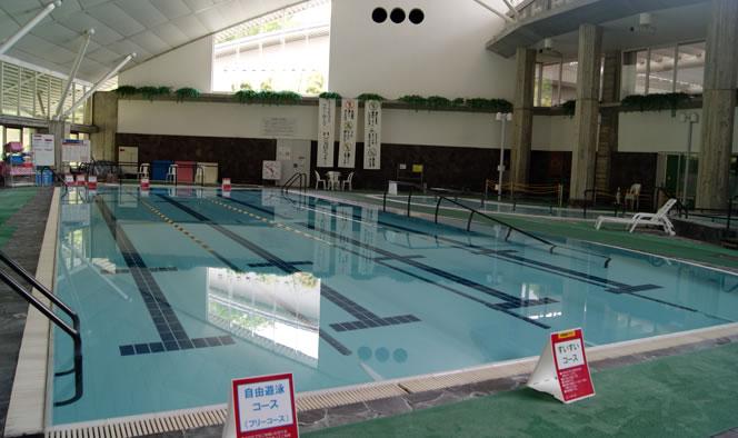 【屋内プール】加古川ウェルネスパーク ウェルネスセンター(加古川市)