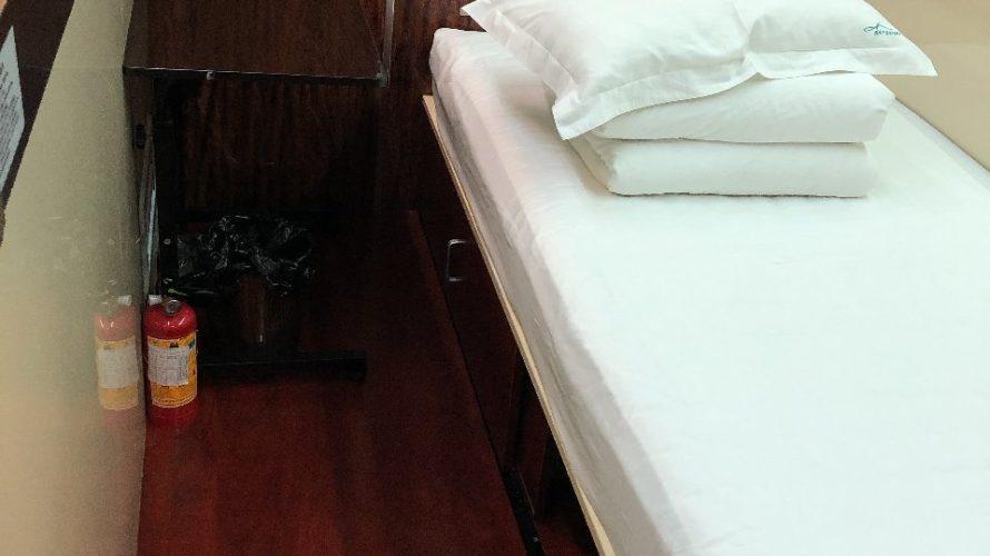 【広州】広州白雲空港内のホテルは格安航空とセットで快適